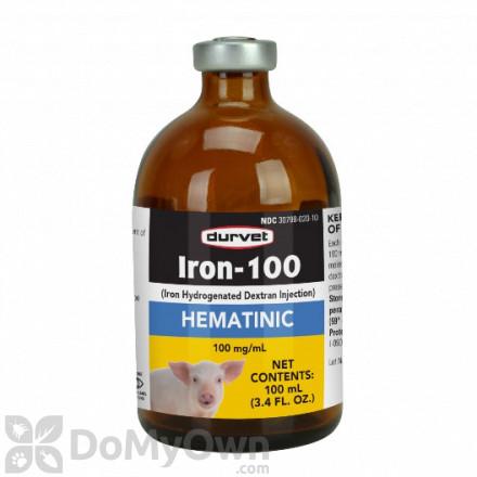 Durvet Iron - 100