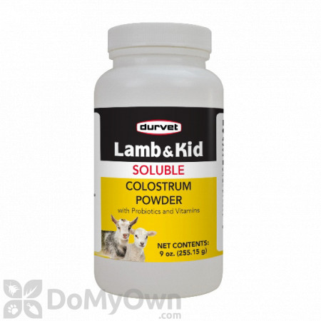Durvet Lamb and Kid Colostrum Powder