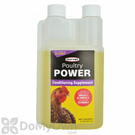 Durvet Poultry Power Conditioning Supplement