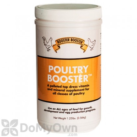 Rooster Booster Poultry Booster Vitamin Supplement
