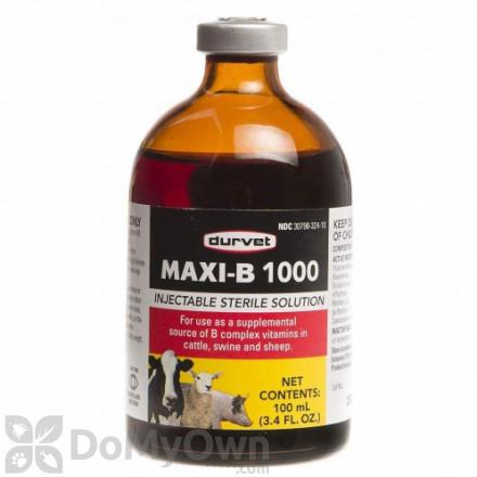 Durvet Maxi - B 1000
