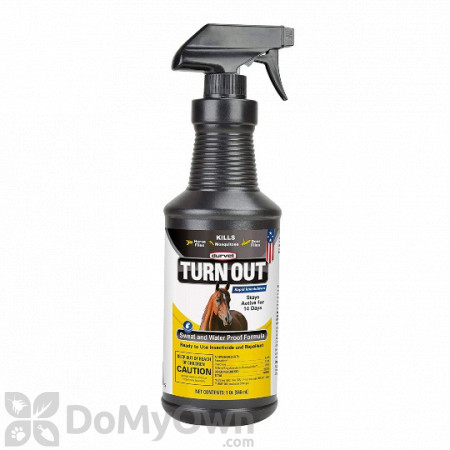 Durvet Turn Out Sweat and Waterproof Formula