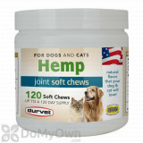 Durvet Hemp Joint Soft Chews - 120 ct