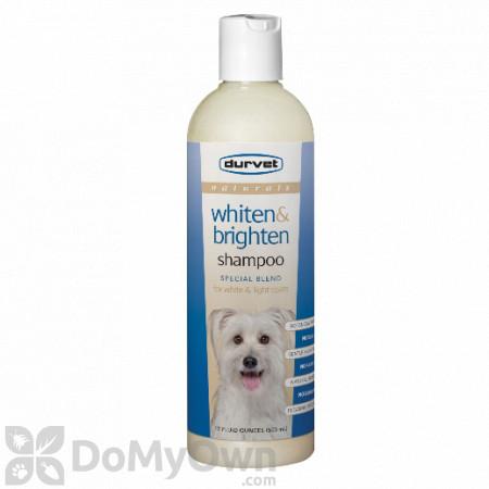 Durvet Naturals Whiten and Brighten Shampoo