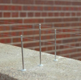 Bird Barrier Birdwire Posts for Drilling 6 inch