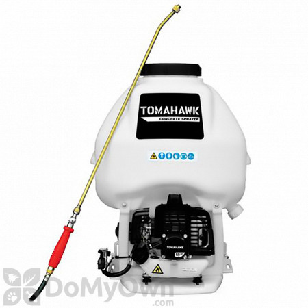 Tomahawk 6.5 Gallon Backpack Concrete Sprayer TCS6.5