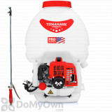 Tomahawk Pro Series 5 Gallon Gas Power Backpack Sprayer with Twin Tip Nozzle for Pesticides and Disinfectants (TPS25)