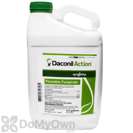 Daconil Action Flowable Fungicide