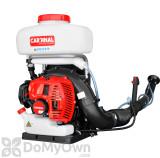 Cardinal 3HP Backpack Fogger Blower Duster Leafblower 3 - in - 1 Sprayer