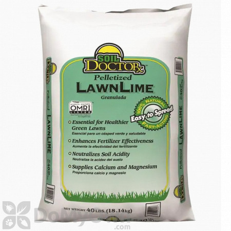 Soil Doctor Pelletized Lawn Lime