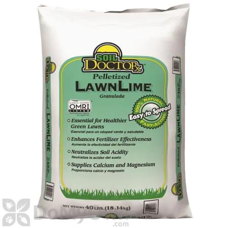 Soil Doctor Pelletized Lawn Lime