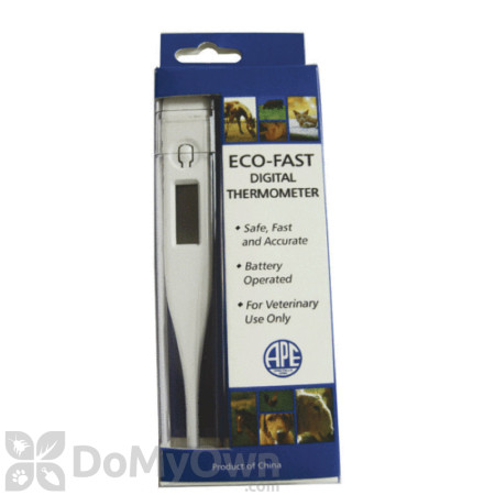 Eco - Fast Digital Thermometer