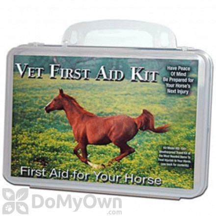 Agri-Pro Vet First Aid Kit for Horses