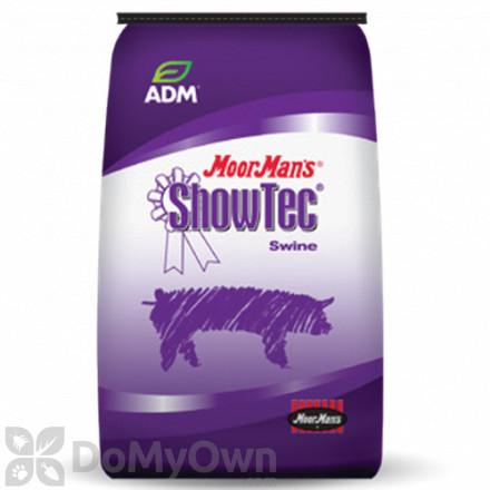 MoorMans ShowTec Developer Pig Feed