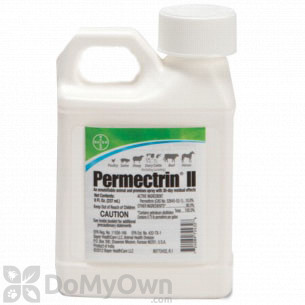 Bayer Permectrin II Insecticide