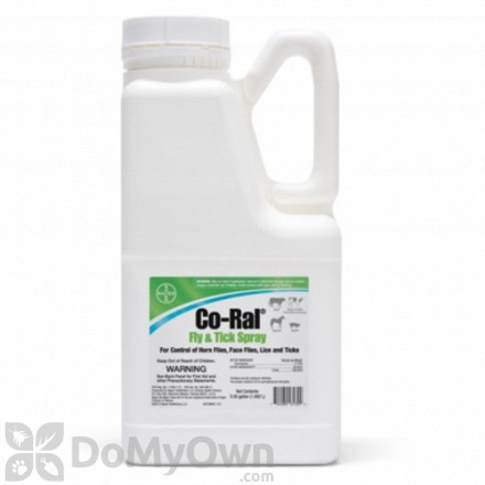 Co-Ral Fly and Tick Spray