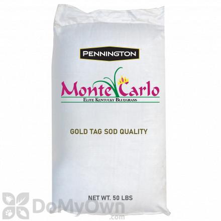 Pennington Monte Carlo Kentucky Bluegrass Gold Tag