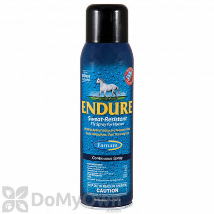 Endure Sweat - Resistant Fly Repellent for Horses
