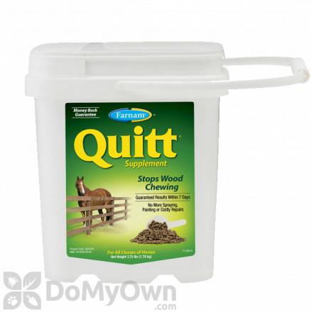 Farnam Quitt Supplement for Horses