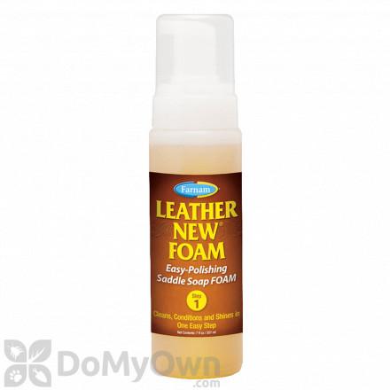 Farnam Leather New Foam Saddle Soap