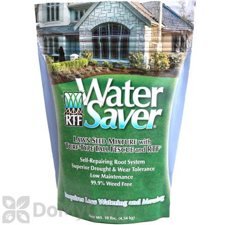 Water Saver with RTF Turf Type Tall Fescue