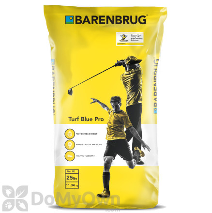 Turf Blue Pro with Yellow Jacket - 25 lb
