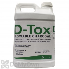 D-Tox Flowable Charcoal