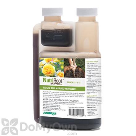 NutriRoot Liquid Soil Applied Fertilizer