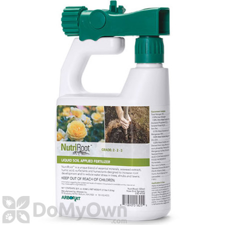 NutriRoot Liquid Soil Applied Fertilizer RTU