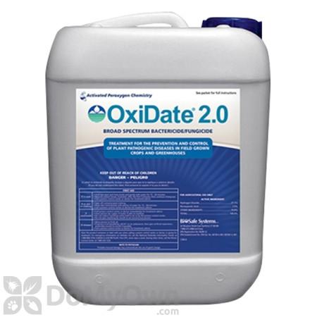 Oxidate 2.0 Broad Spectrum Bactericide / Fungicide