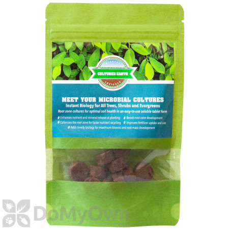 EcoBiome Cultured Earth Microbial Soil Tablets