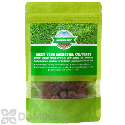 EcoBiome Cultured Turf Microbial Soil Tablets