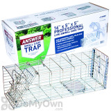 JT Eaton Answer Cage Trap for Chipmunks, Rats, Voles, and Smaller Animals (497N)