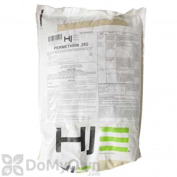 Permethrin  25G Granules - 25 lbs