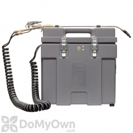 B&G Portable Aerosol System 1630 - Standard Unit