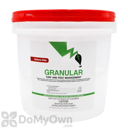 Nature - Cide Granular Turf & Pest Management