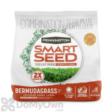 Pennington Smart Seed Bermuda Grass Mix with 2X Faster Results