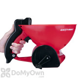 Earthway 16014 Red Ergonomic Hand Spreader with Armrest