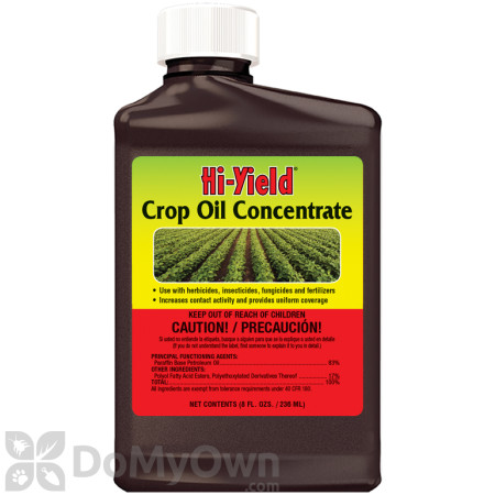 Hi Yield Crop Oil Concentrate