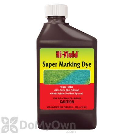 Hi-Yield Super Marking Dye Blue