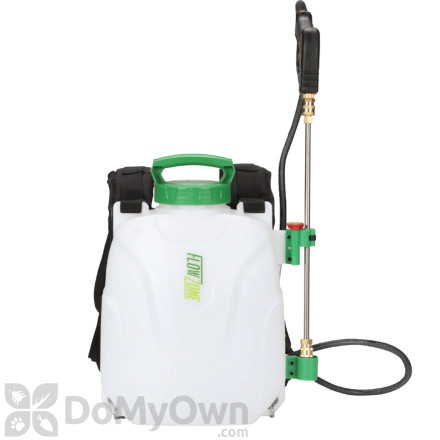 FlowZone Storm 2.5 Variable Pressure 5 Position Battery Backpack Sprayer