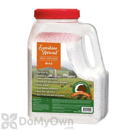 Sunshine Harvest Urea Fertilizer Granules 46 - 0 - 0