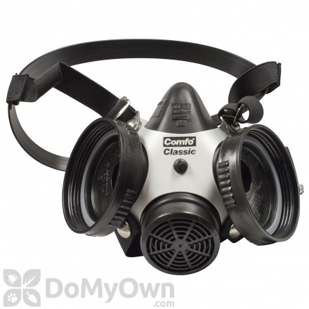 Comfo Classic Half-Mask Respirator - MASK ONLY