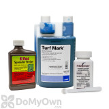 SedgeHammer Herbicide Kit with Surfactant and Spray Indicator Dye