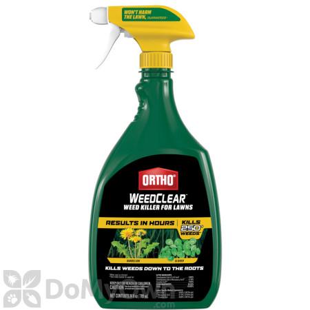 Ortho WeedClear Lawn Weed Killer RTU Trigger Spray