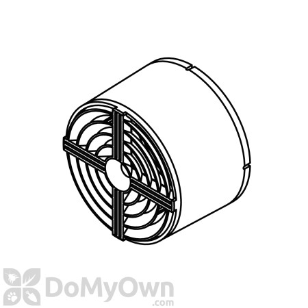 Diffusion Slit for Maruyama MM181 Mist Blower (132236)