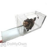 Tomahawk Set Over Capture Cage Trap (306TX)