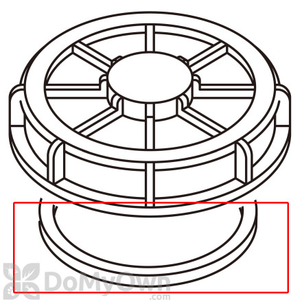Packing Gasket for Maruyama MM181 Mist Blower (103194)