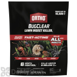 Ortho BugClear Lawn Insect Killer Granules