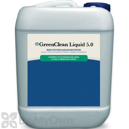 GreenClean Liquid 5.0 Algaecide, Fungicide, and Bactericide